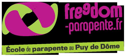 Logo Freedom Parapente