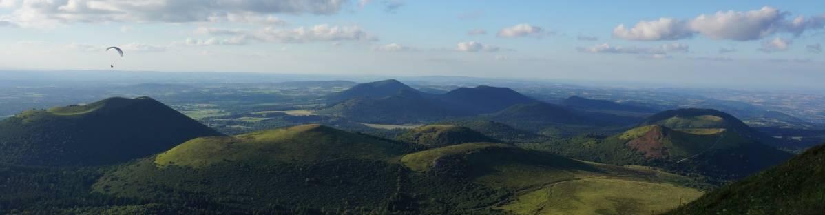 Photo Chaîne des Puys Auvergne