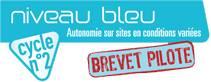 Niveau bleu parapente brevet pilote FFVL
