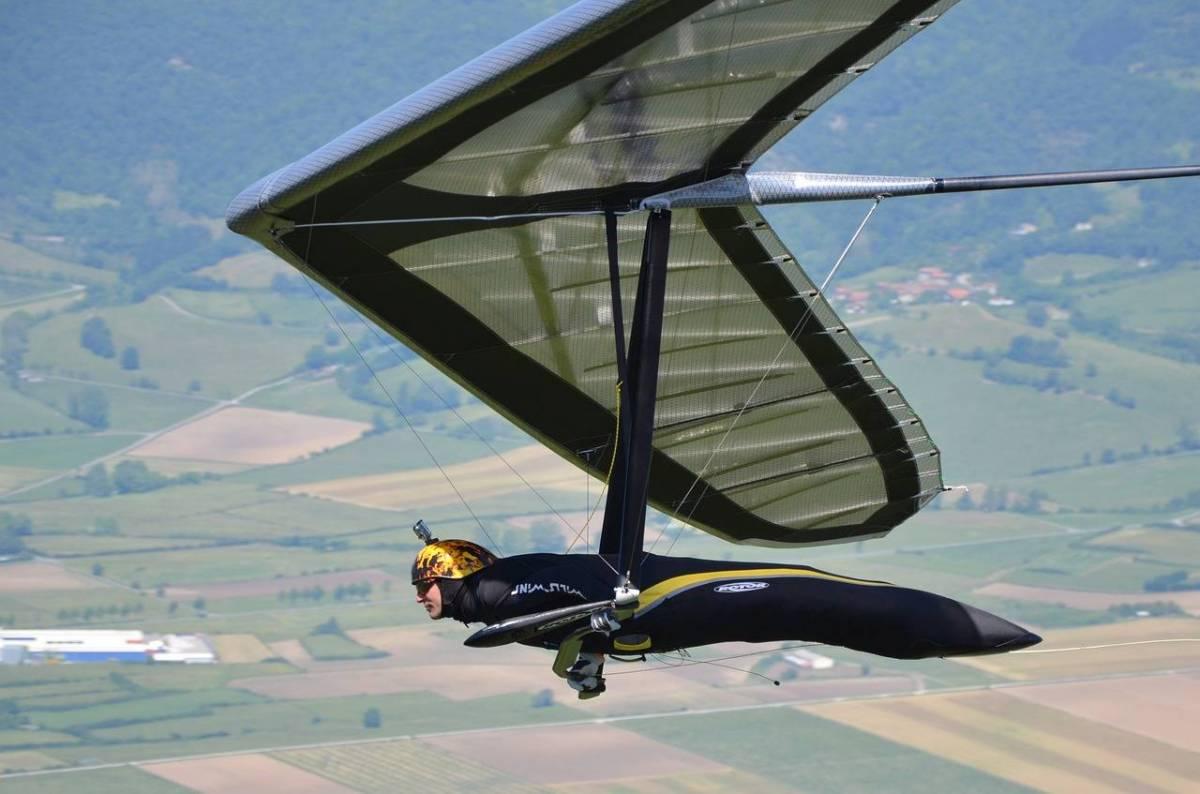 Deltaplane performance