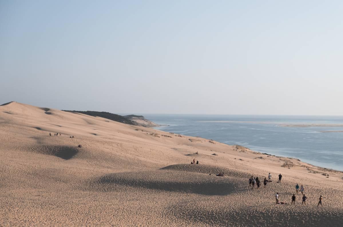 saison parapente dune du pilat