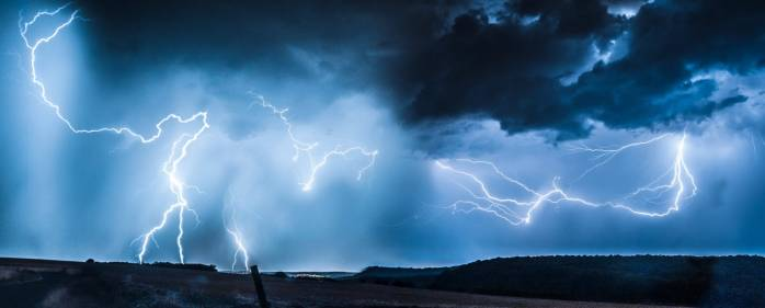 Parapente tempête Australie Ewa Wisnierska
