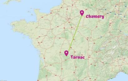 Record de France parapente Frédéric Delbos