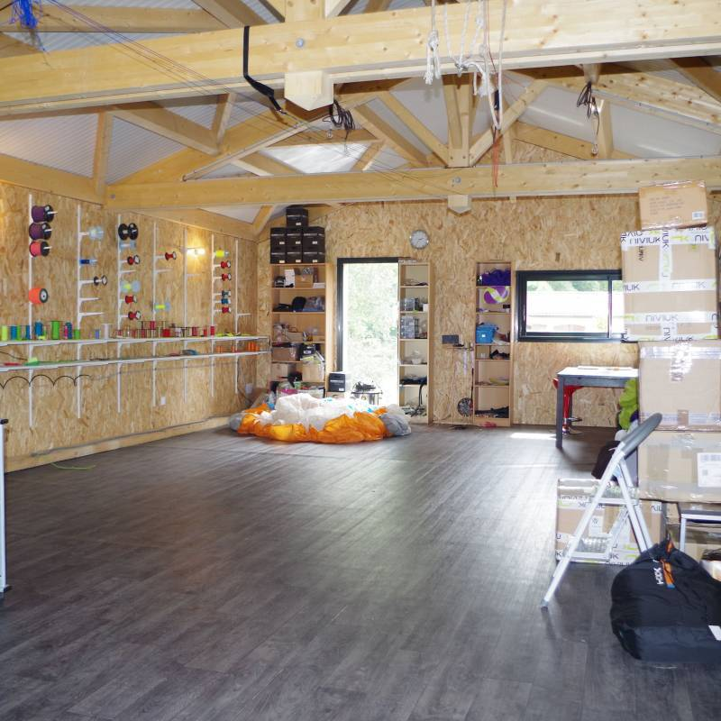 Atelier contrôle parapente Freedom