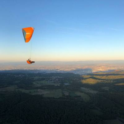 vol parapente puy de dome