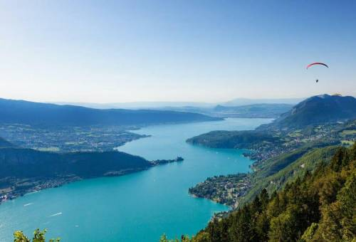 Stage parapente SIV Annecy freedom parapente